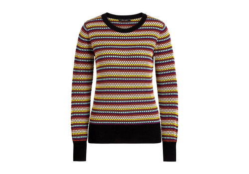 King Louie King Louie - agnes sweater bazaar - black