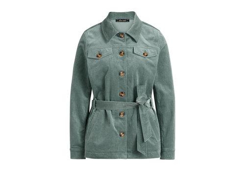 King Louie King Louie - lia jacket corduroy - mint green