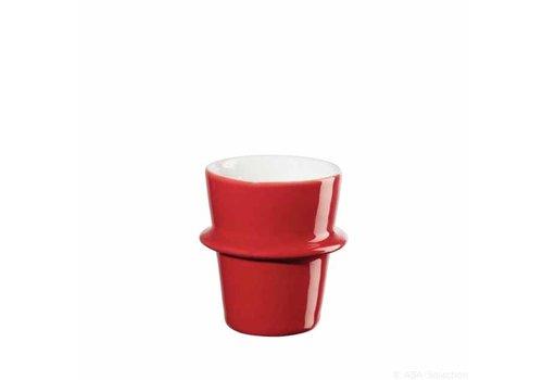 ASA Asa - espresso beker bica - rood