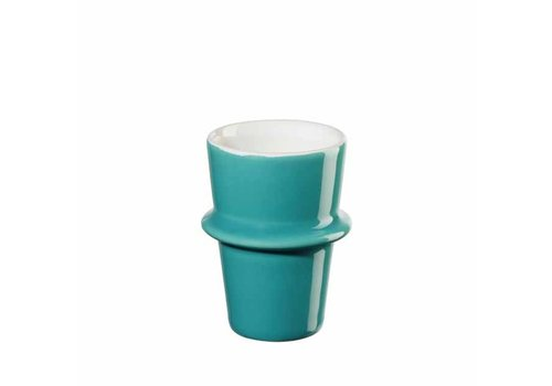 ASA Asa - cappuccino beker bica - turquoise