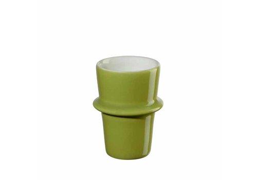 ASA Asa - cappuccino beker bica - avocado