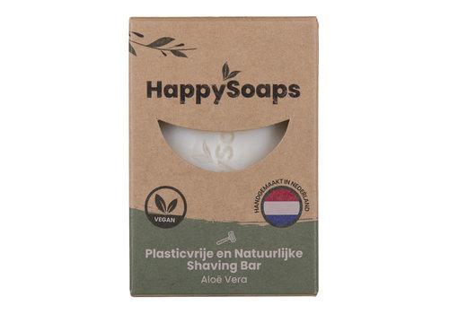 HappySoaps Happysoaps - shaving bar - aloe vera
