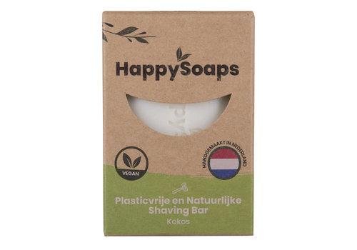 HappySoaps Happysoaps - shaving bar - kokos