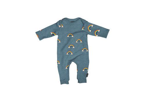 Snurk Snurk - jumpsuit babies - clay rainbow