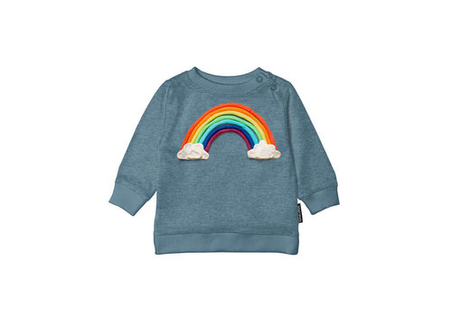 Snurk Snurk - sweater babies - clay rainbow