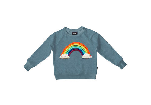 Snurk Snurk - sweater kids - clay rainbow