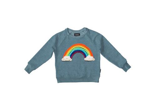 Snurk Snurk - sweater kids - clay rainbow