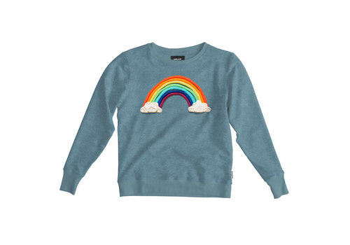 Snurk Snurk - sweater women - clay rainbow