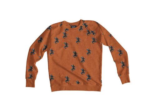 Snurk Snurk - sweater men - ninjas