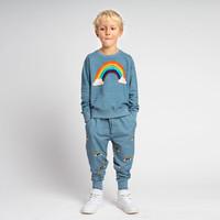 Snurk - sweater kids - clay rainbow