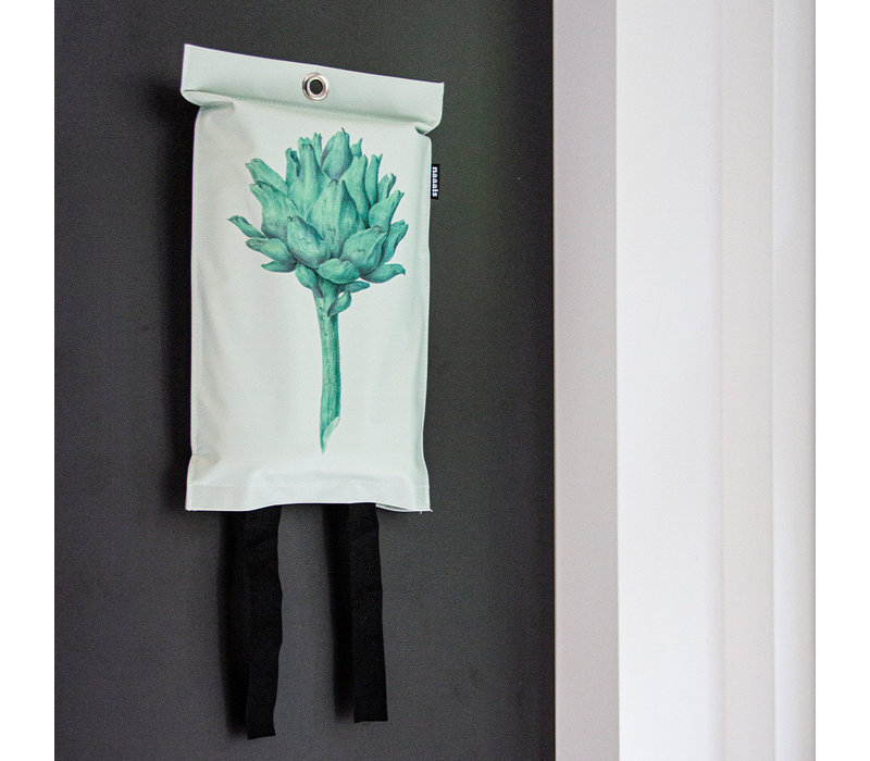 Naaais - blusdeken - artichoque