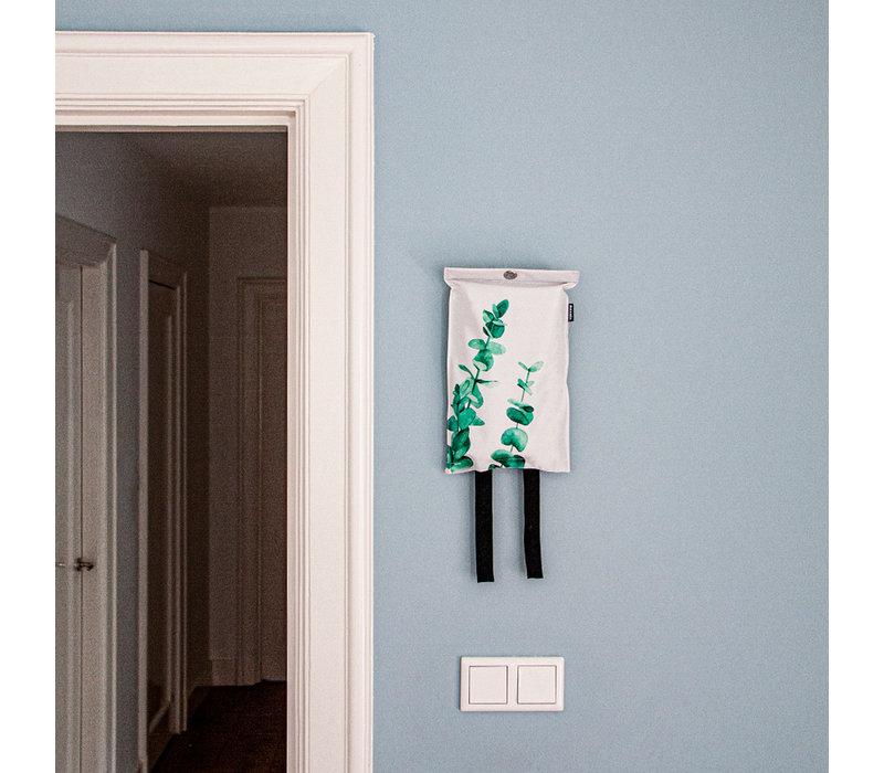 Naaais - blusdeken - eucalyptus