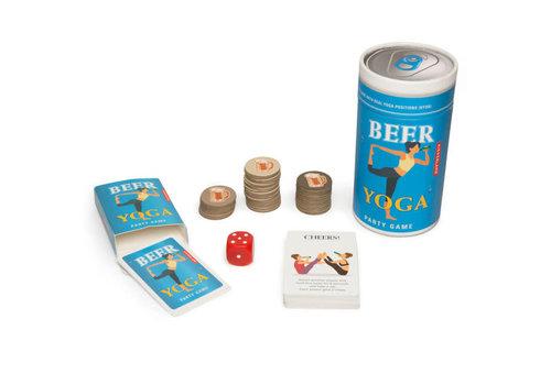Kikkerland Kikkerland - beer yoga