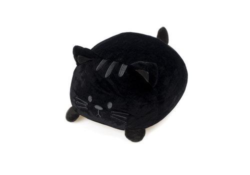 Balvi Balvi - kussen kat - zwart