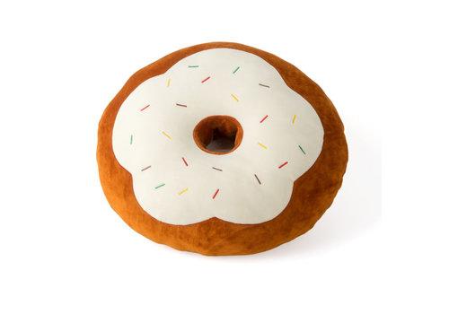 Balvi Balvi - kussen donut - bruin