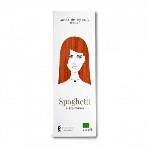 Greenomic - good hair day bio spaghetti - al peperoncino