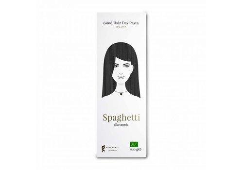 Greenomic Greenomic - good hair day bio spaghetti - alla seppia