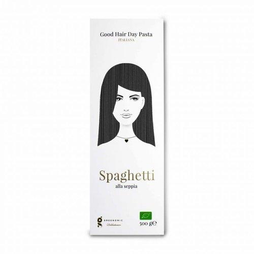 Greenomic - good hair day bio spaghetti - alla seppia