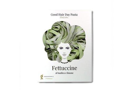 Greenomic Greenomic - good hair day pasta - fettuccine al basilico e limone