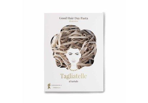 Greenomic Greenomic - good hair day pasta - tagliatelle al tartufo