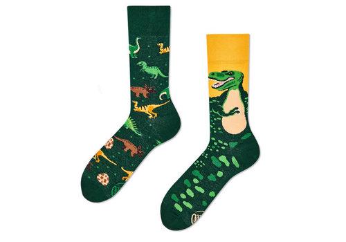 Many mornings Many mornings - sokken - the dinosaurs