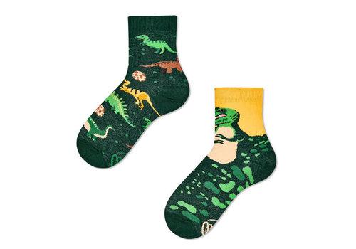 Many mornings Many mornings - sokken kids - the dinosaurs