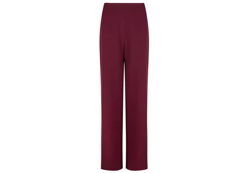 Very Cherry Very Cherry - marlene pants - burgundy