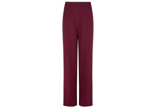 Very Cherry Very Cherry - marlene pants - burgundy
