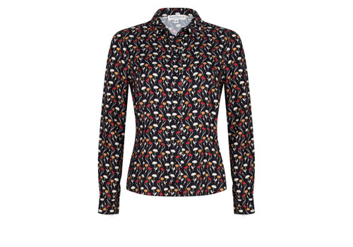 Very Cherry Very Cherry - jane blouse - romanova flowers