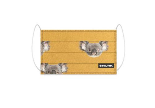 Snurk Snurk - mondkapje - koala