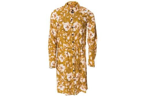 Mooi Vrolijk Mooi Vrolijk - blouse flashy long - wild flowers