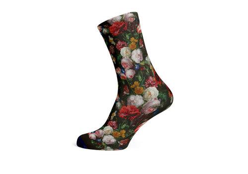 Painted Amsterdam Painted amsterdam - sokken - de heem flowers