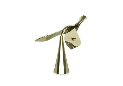 Umbra Umbra - tipsy opener - goud brass