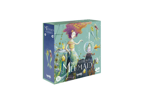 Londji Londji - puzzel - my mermaid