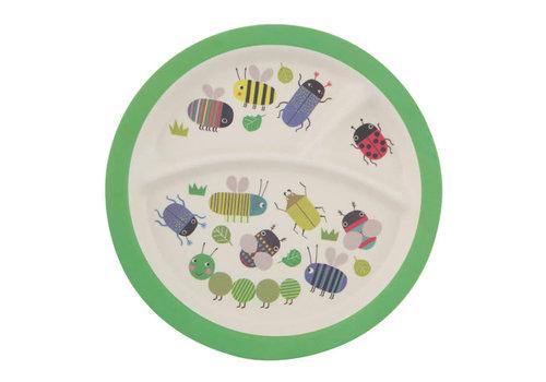 Sass & Belle Sass & Belle - bamboe bord - busy bugs