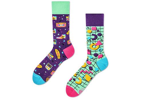 Many mornings Many mornings - sokken - back to the 90s