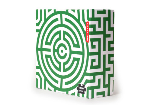 Kikkerland Kikkerland - labyrinth puzzle - 1000 stukjes