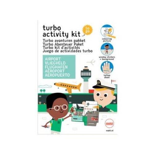 Makii - turbo avonturen pakket - luchthaven