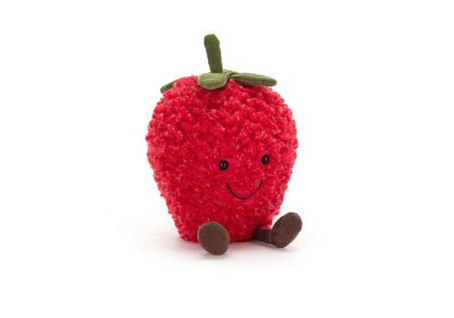 Jellycat Jellycat - amuseable knuffel - strawberry (small)