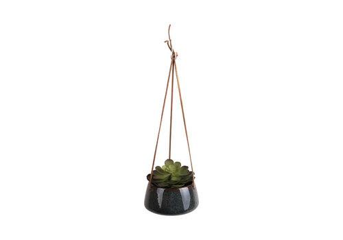 Present time Present time - hang pot unique - groen