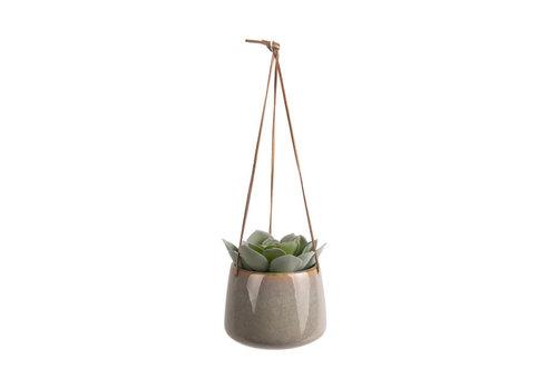 Present time Present time - hang pot unique large - grijs