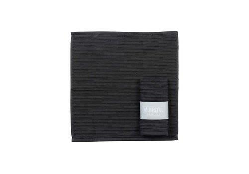 Mijn stijl Mijn stijl - handdoek - donker grijs