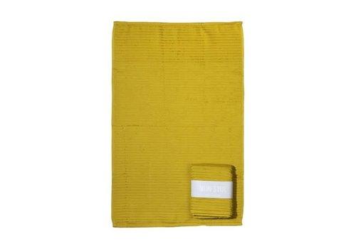 Mijn stijl Mijn stijl - handdoek- geel