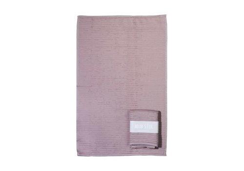 Mijn stijl Mijn stijl - handdoek - roze