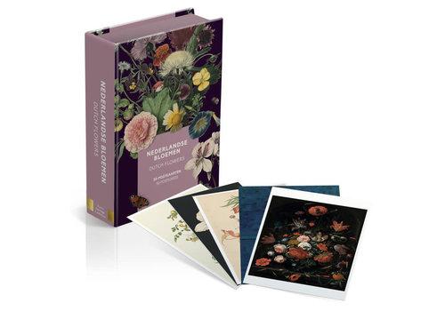 Mtd Mtday - postkaartbox - nederlandse bloemen