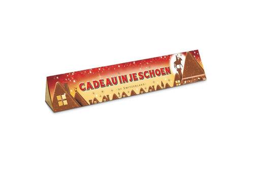 Toblerone Toblerone - chocola 100 gram - cadeau in je schoen