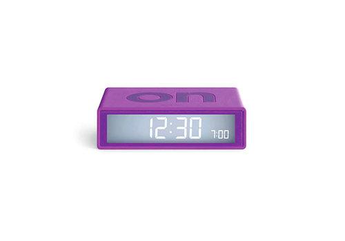 Lexon Lexon - flip+ reiswekker - purple