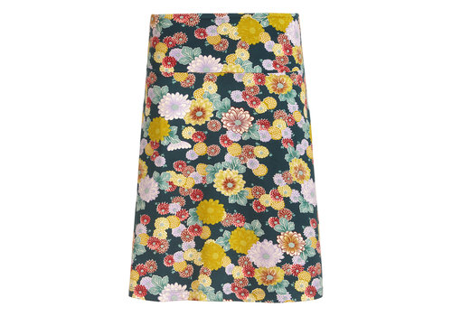 King Louie King Louie - border skirt kosho - pine green