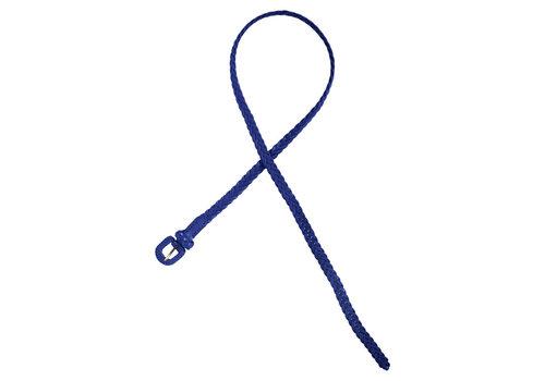 King Louie King Louie - braidy belt - dazzling blue