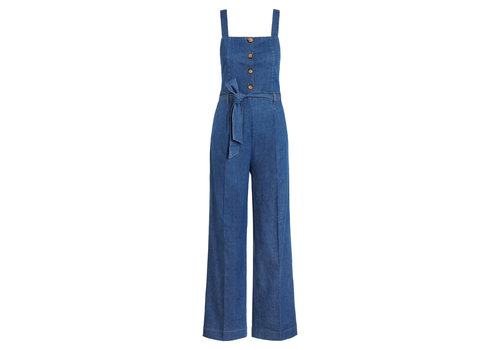 King Louie King Louie - ines jumpsuit chambray - river blue